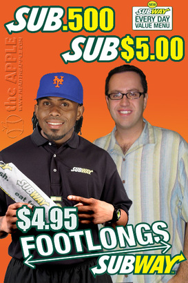 Subway-mets
