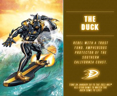 Duck-reveal