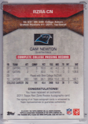 Cam-newton-card-florida