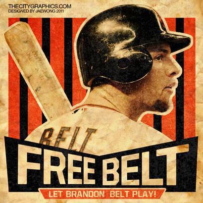 Free-belt