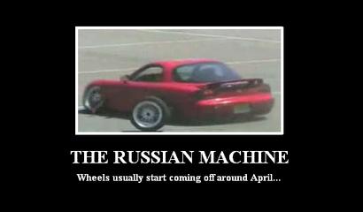 Russianmachine