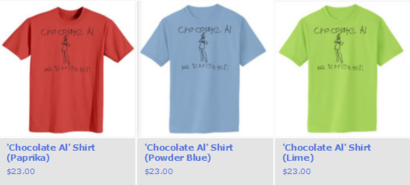 Chocolatealshirtsfordan