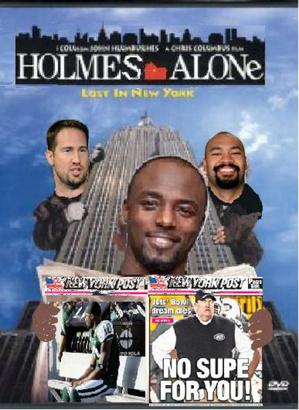 Holmesalone