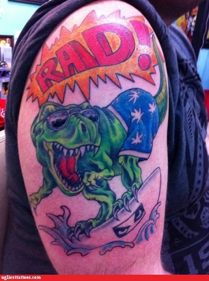 Funny-tattoos-ugliest-tattoos-took-the-words-right-out-of-my-mouth