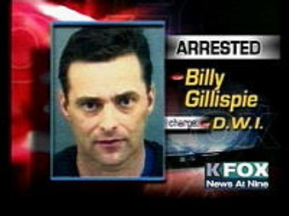 Billy-gillispie-arrested