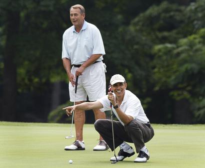 Obama-boehner-golfing