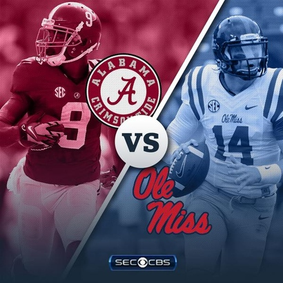 SCOUTING REPORT: ALABAMA @ OLE MISS