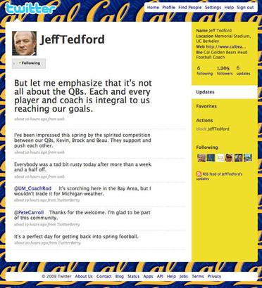 Twittertedford