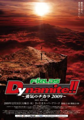 Dynamite2009poster