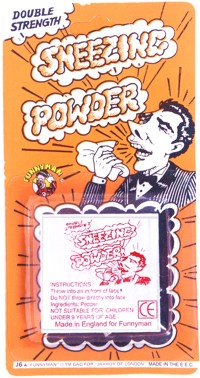 Sneezing-powder