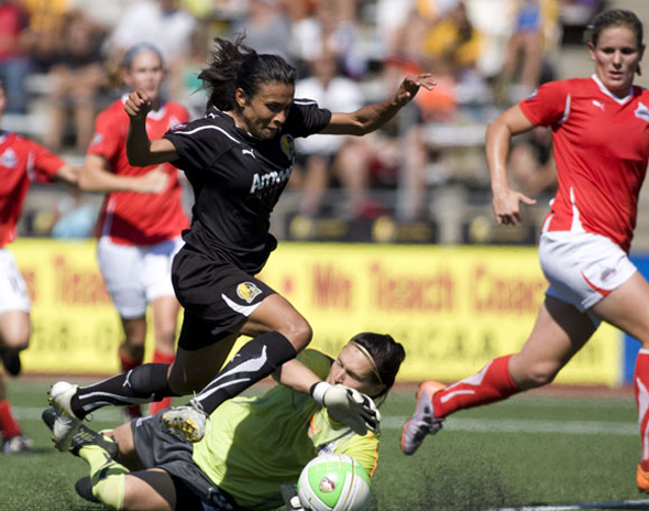 Marta scores second goal