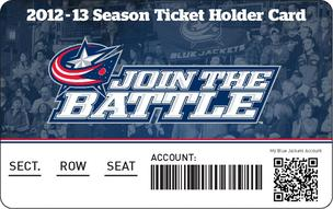 Blue Jackets Hockey Tickets | Outdoor Jacket