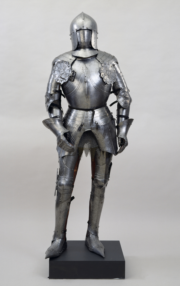 gothic plate armour weight loss