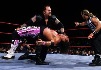 The Undertaker versus Bret The Hitman Hart – WWF Memories