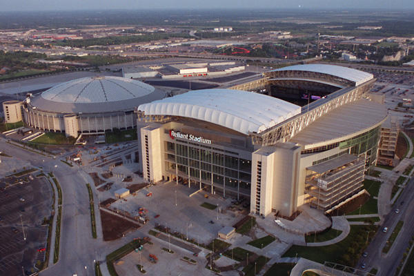 Are The People In Charge Of The Field At Nrg Stadium