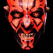 Darth-maul-painted-face