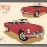 Mouse_mat_mgb_roadster