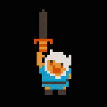 Finn_8_bit