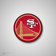 San-francisco-49ers-x-golden-state-warriors