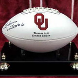 Ou-thomas-lott-autographed-football