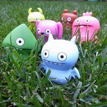 Uglydolls-in-the-grass