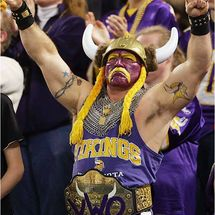 Vikings-fan