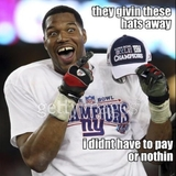 Strahan-has-a-hat