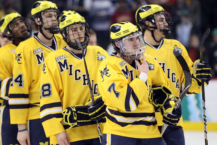 BIG10: Conference Tournament 2015 - Michigan Wolverines Vs. Wisconsin Badgers Statistical Prediction