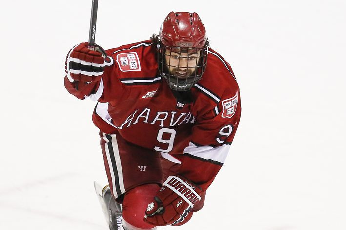 ECAC: Opportunistic Crimson Complete Conference Sweep Of Dartmouth