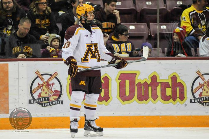 BIG10: Gopher Notebook - Idle Weekend, 3 Recruits Playing In World Junior A Challenge