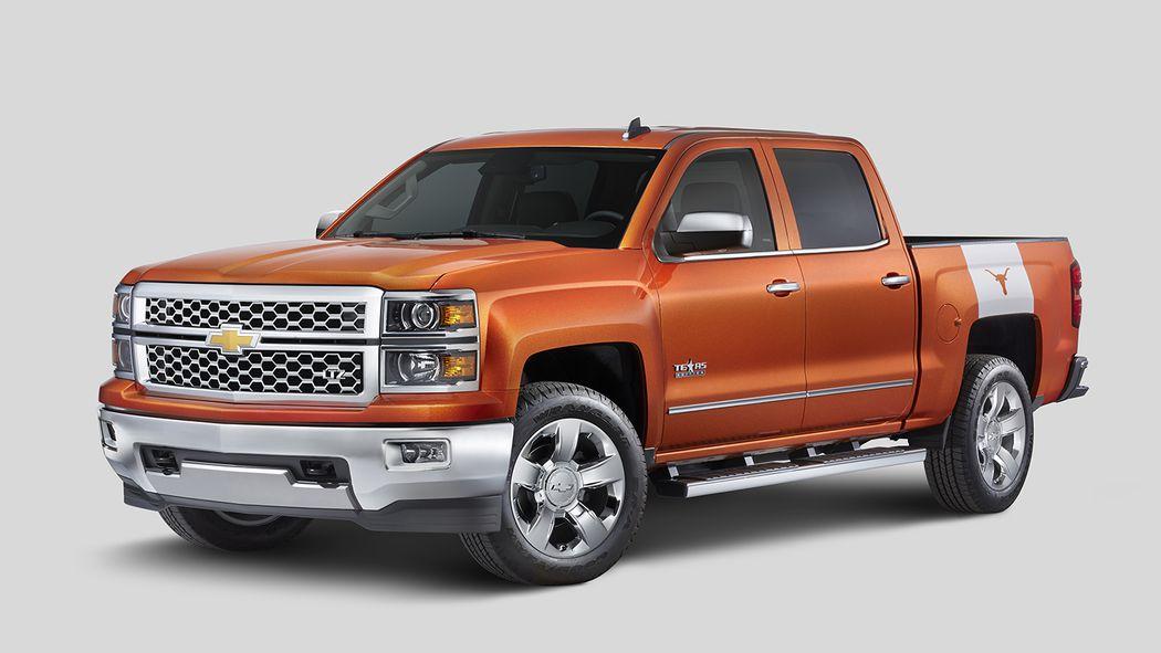 Chevy Silverado Texas Edition 2014 | Autos Weblog