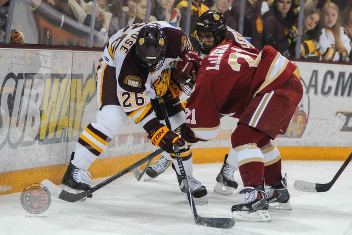 NCHC: The Conference's Sprint To The Finish
