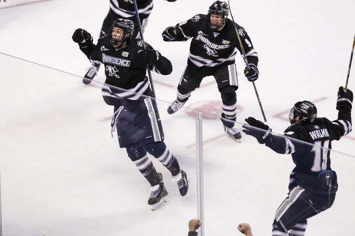 NCAA: Providence Hangs On For 2-1 Win Over Ohio State