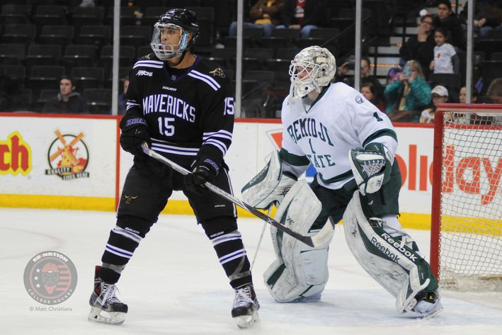 WCHA: Playoff Picture