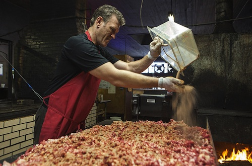 Sixty Years Of Smoking Meats Wayne Mueller Preserves His