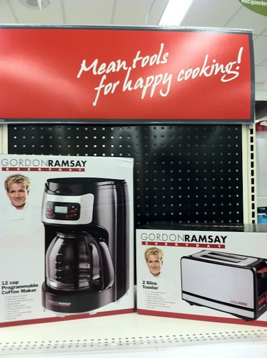 Gordon Ramsay's Line of 'Mean' Kitchenware Now at Kmart - Eater