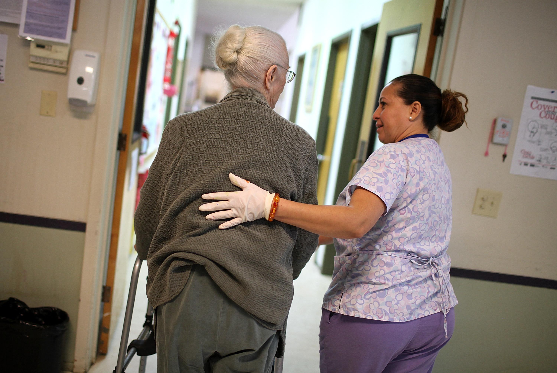 helath care seniors