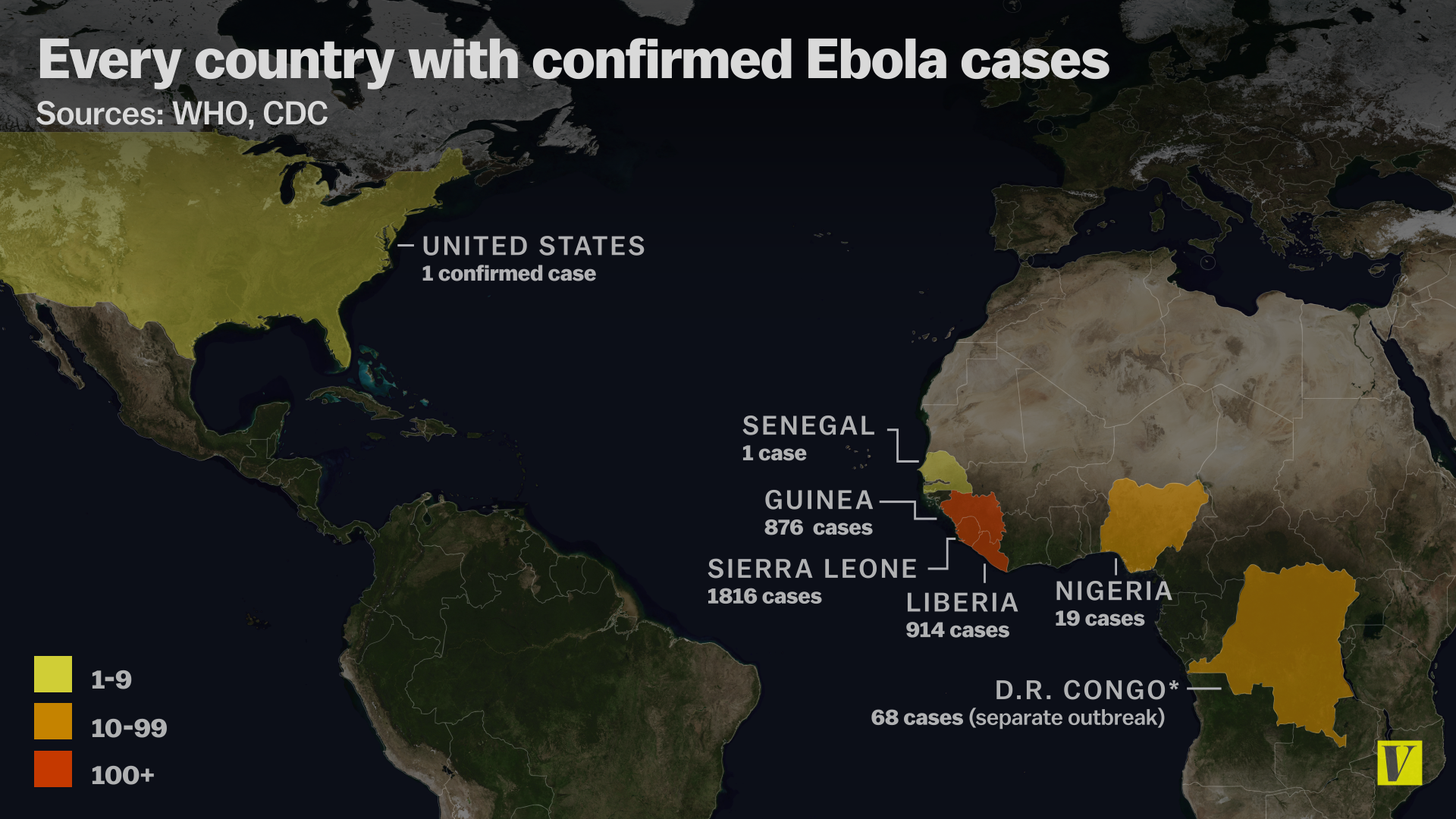 the dangers ebola virus represents to the united states Human ebola virus species and  the following represents the present position on how ebola is  the united states government patented the ebola.