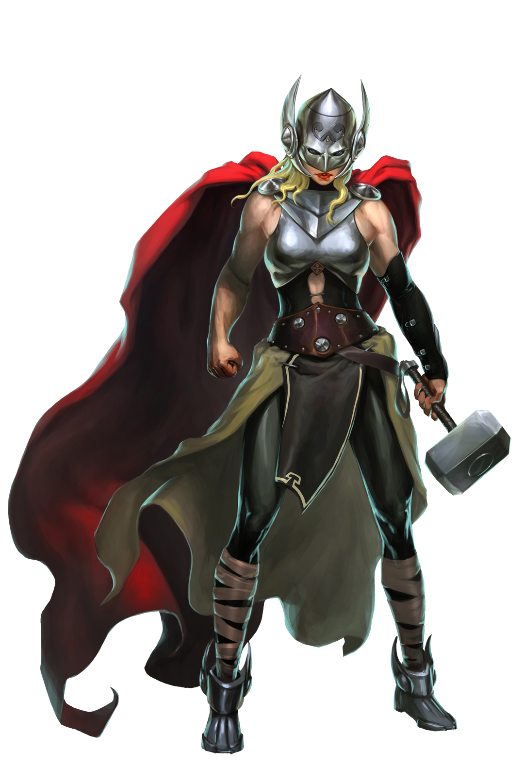 Thor: Goddess of Thunder, 300px alpha