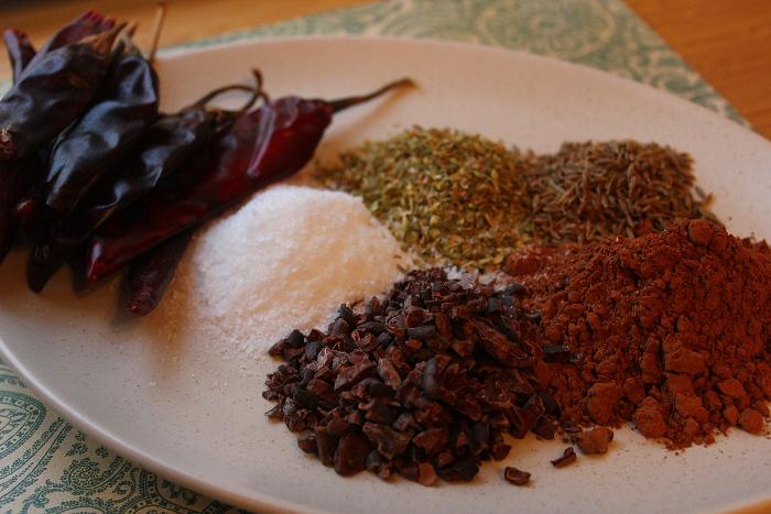 short rib spices