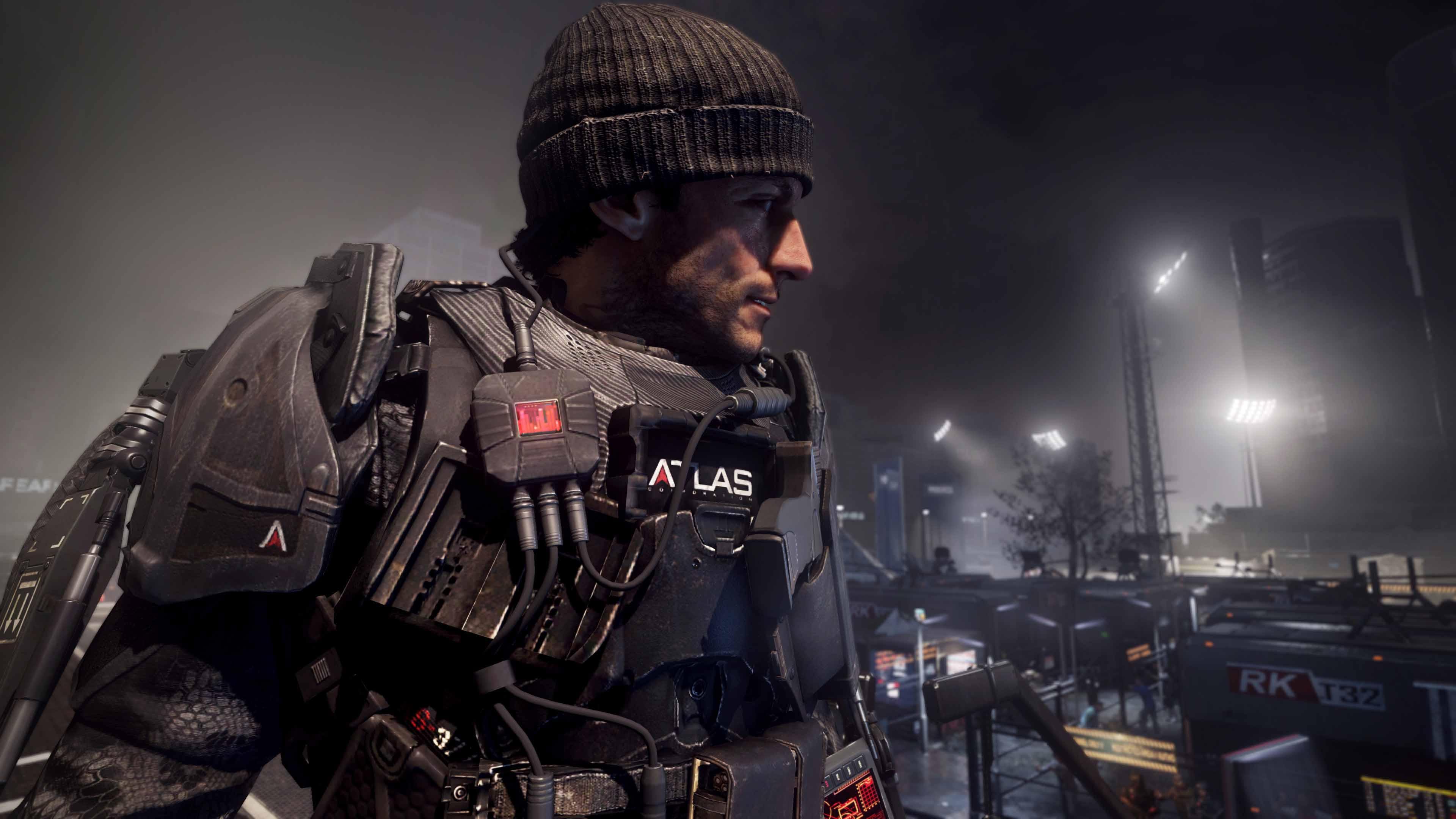 advanced warfare soldier image