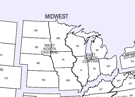 41 maps and charts that explain the Midwest Vox