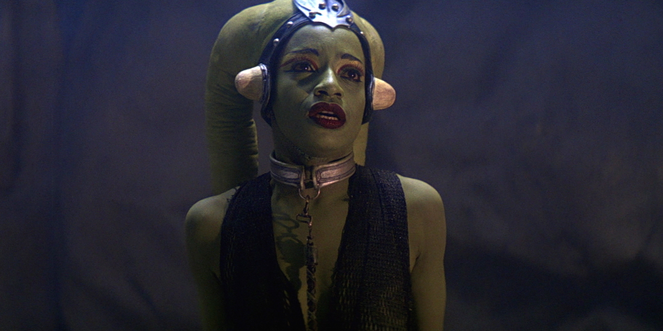 Twelik slave nude clip