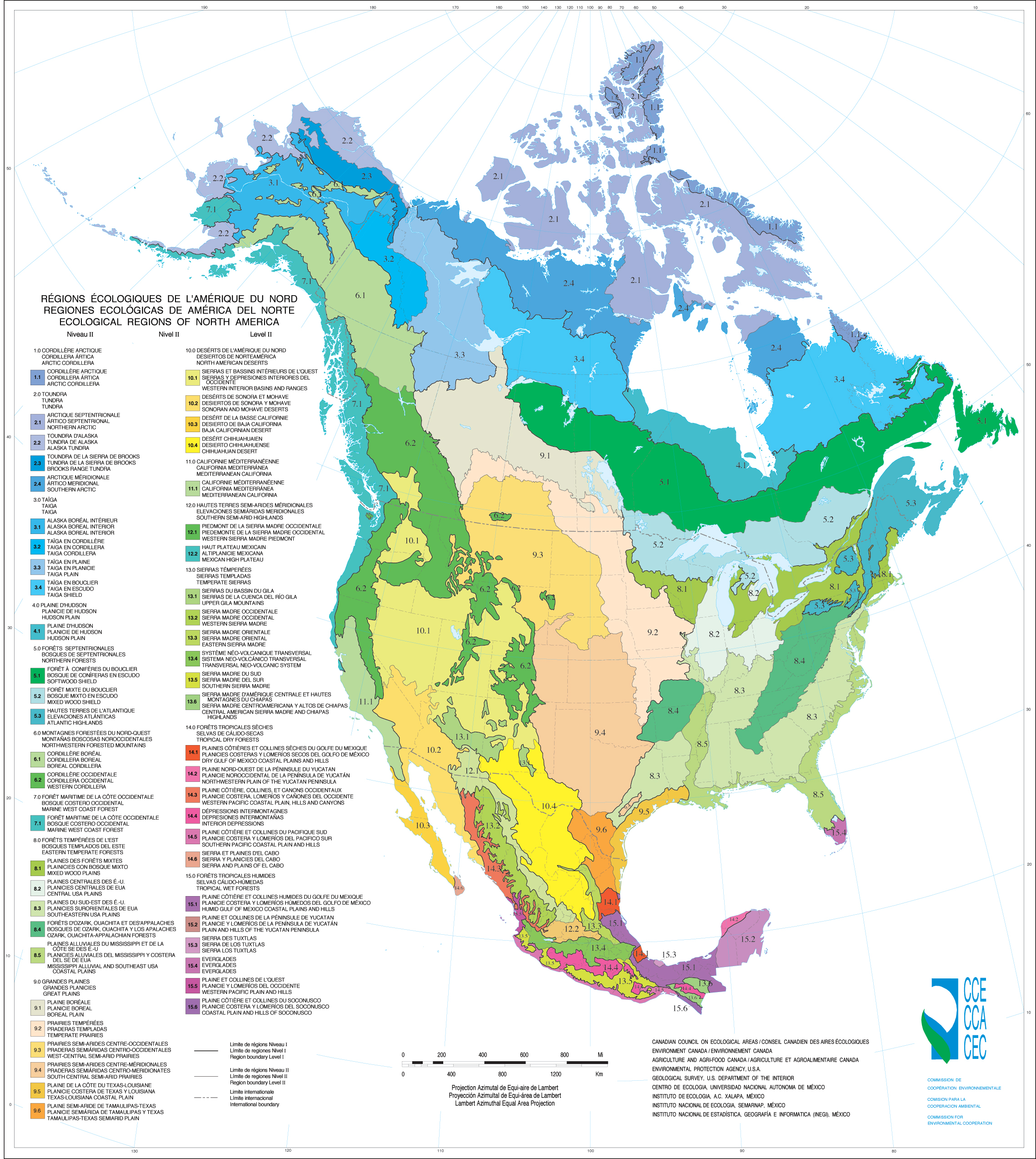 Maps That Explain America Freedom And Safety - Us drainage basins map