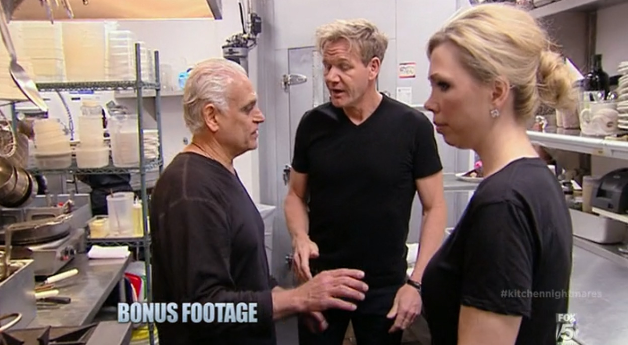 Kitchen nightmares return to amy 39 s baking company eater for Kitchen nightmares burger kitchen