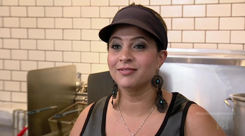 Kitchen Nightmares Zayna