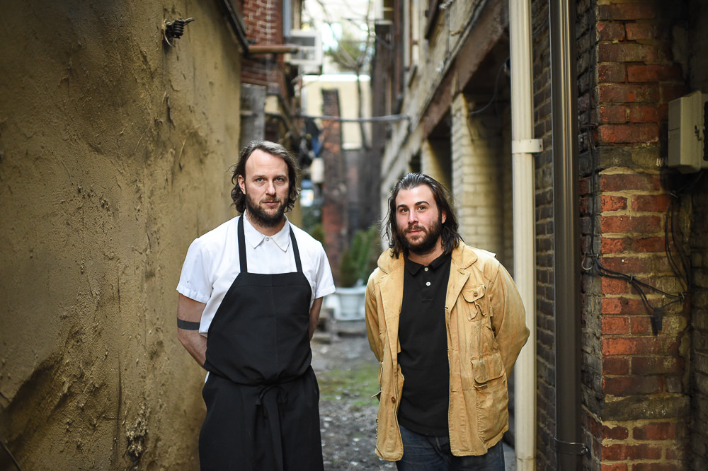 Ryan Tate and Kyle Wittels on Le Restaurant's First Year ...