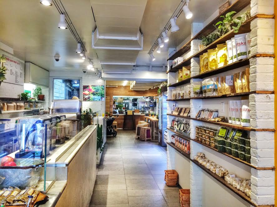 Feel Food, a Latin Oasis of Superfoods in the Village - Eater NY on