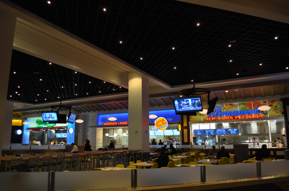 Restaurants In Luxor Food Court