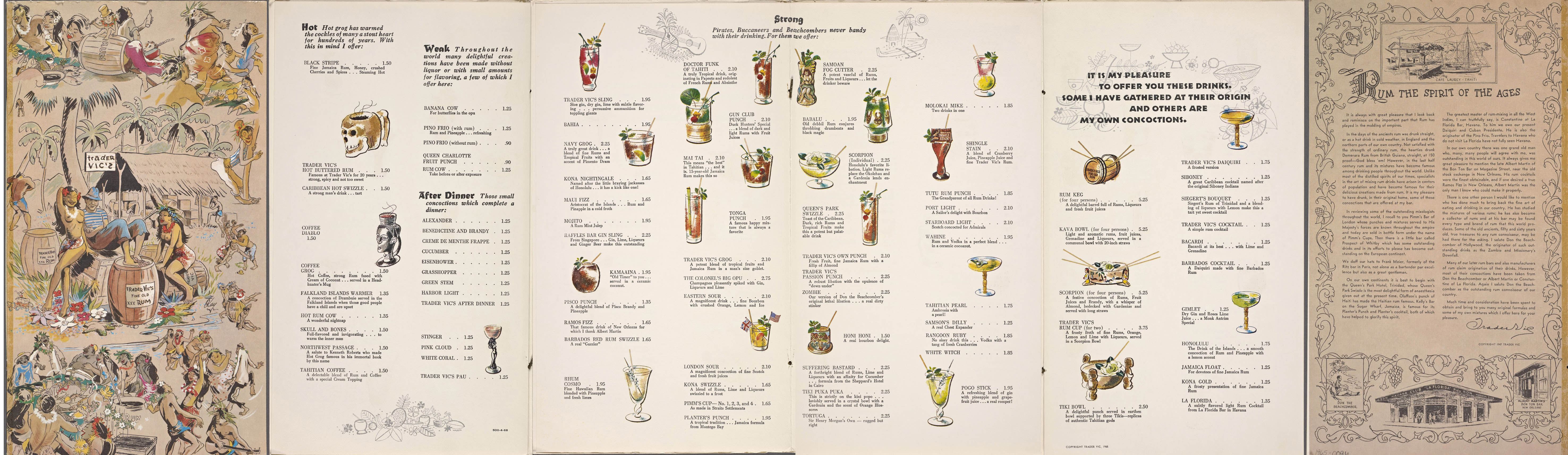 Remembering Trader Vic\'s, New York\'s Favorite Tiki Bar - Eater NY